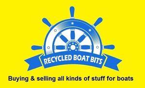 We buy BOAT BITS $$$ Coomera Gold Coast North Preview