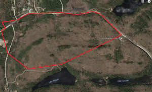 TERRE 171 ACRES A VENDRE - WENTWORTH-NORD