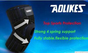 AOLIKES Adjustable Hinged Knee Brace