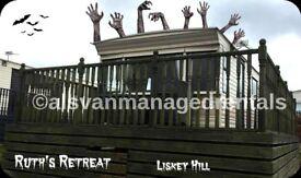 BARGAIN AUTUMN BREAKS: RUTH'S RETREAT: Liskey Hill Holiday Park, Perranporth, Cornwall