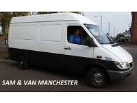 Man and van Services Greater Manchester, Stockport, Altrincham, Bury, Oldham...