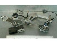 VFR 800 hiss lock set. Omagh area.