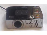 Philips PicoPix PPX3417W Pocket Projector Wireless Remote Control
