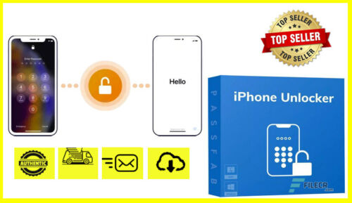 Passfab iPhone Unlocker 2 For Win 🔥 LATEST VERSION 2020 LIFETIME/ Fast DELIVERY
