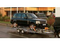 *Recovery & Transport Services* breakdown machinery tractors motorcycles classic cars rally snow