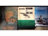 Fly Tying Fishing Books
