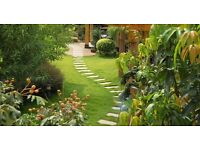 landscaping , gardening , driveways , patio , fencing , sheds , turfing , brickwork & much more