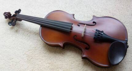 "Violin 3/4 21"" AS NEW"