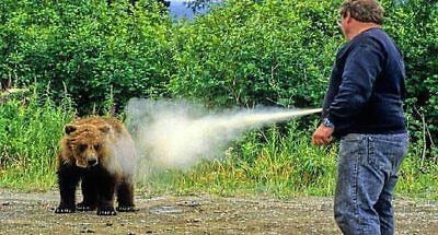 EPA UDAP ULTRA HOT Bear Defense Deterrent Repellent Pepper Spray