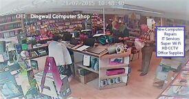 Dingwall Shop eBay Sales Person