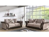 🎀🎀MASSIVE SALE OFFER🎀🎀SHANNON 3+2 AND CORNER SOFA🎀🎀AVAILABLE NOW🎀🎀