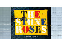 2x Stone Roses Tickets // Etihad Stadium Manchester Sunday 19th June - £100