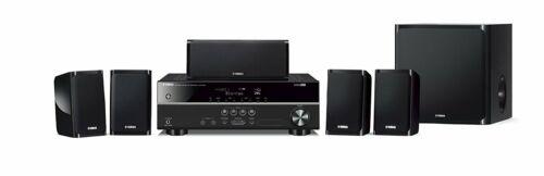 YAMAHA YHT-1840 5.1 Heimkinosystem 600W 4K Ultra HD HDMI DTS schwarz B-Ware
