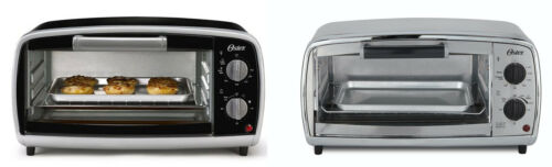 tssttvvg 4 slice toaster oven 2 colors