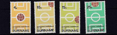 SURINAME  1970   FOOTBALL ASSOCIATION SET   MNH