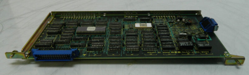 Fanuc PCB Circuit Board,  A20B-0007-0070 / 08B, Used, WARRANTY