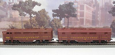 Pennsylvania Diesel FA & FB Units Dummy HO Scale by Varney on Rummage