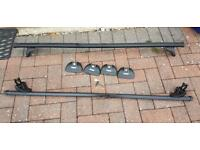 Roof bars / Roof rack to fit BMW 1 SERIES