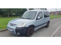 Peugeot, PARTNER COMBI, MPV, 2008, Manual, 1560 (cc), 5 doors