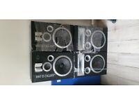 Jamo large speakers. 4 set £160