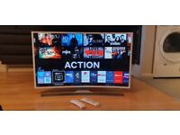 FREE LOCAL DELIVERY SAMSUNG UE40JU6510U 40 INCH CURVED WIRELESS SMART TV £180 DELIVERED