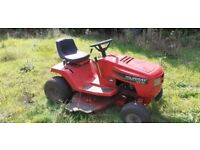 Murray 125 Ride on Lawnmower + Trailer