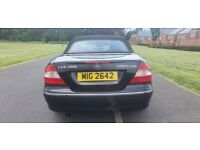 MERCEDES CLK CONVERTIBLE REG INCLUDED ( PX WELCOME )