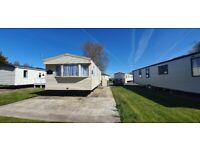 Static Caravan for sale on superior site