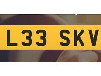 L33 SKV - car registration