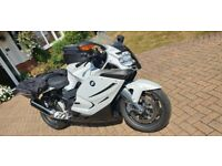 Stunning 2010 BMW K1300S, Fresh Service + MOT, Fully Loaded + Booster