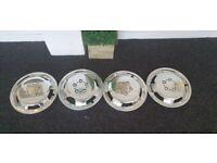 "16"" Deep Dish Wheeltrims Set /-/-/-Ideal Commercial Vehicles"