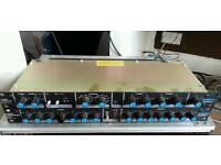 Signal Processing stereo compressor & Crossover