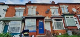 ***3 ROOMS AVAILABLE**FULLY FURNISHED**SUPPORT PROVIDED**NO BILLS**FREE WIFI**FORMANS RD**TYSELEY***