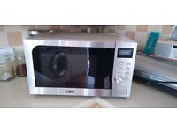 Delonghi Stainless Steel Convection Microwave Oven