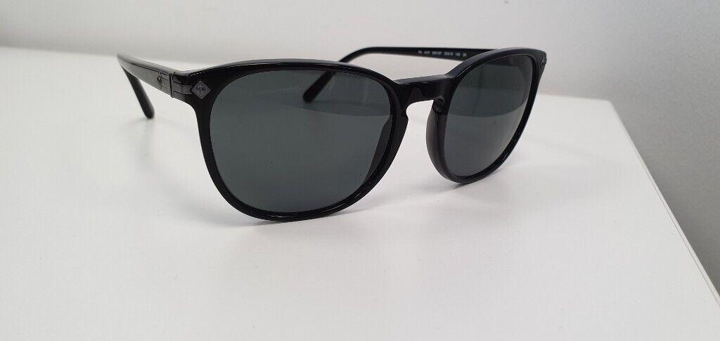 7f19dd4b7785 Polo Ralph Lauren PH4107 5001/87 Shiny Black Men's Sunglasses ...