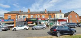 **TWO BEDROOM FLAT**FIRST FLOOR**WARWICK ROAD**AVAILABLE IMMEDIATELY**CALL NOW**