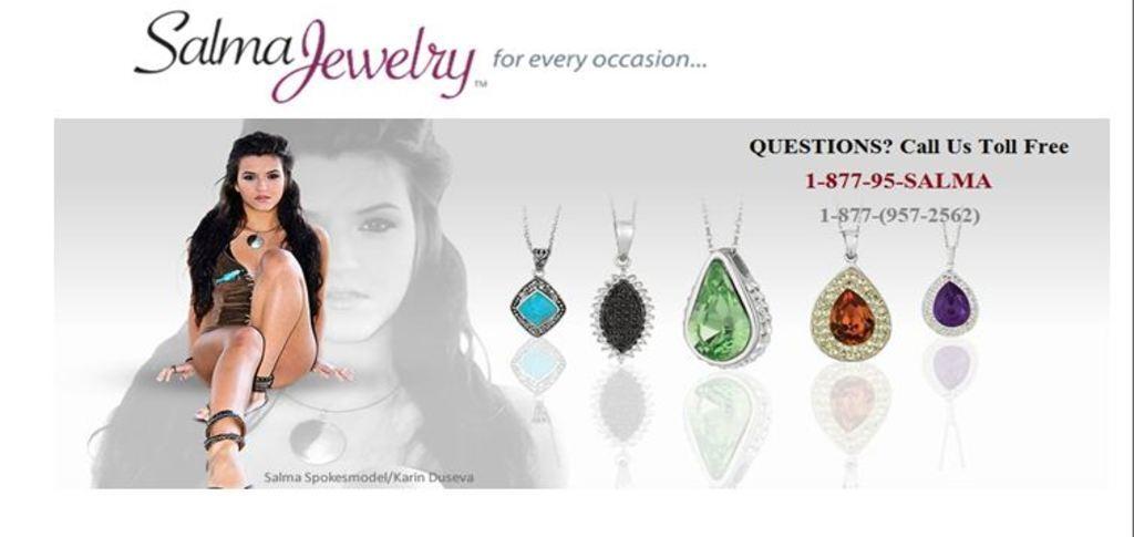Salma Jewelry