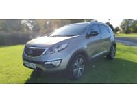 KIA SPORTAGE SAT-NAV EDITION FULLY LOADED ( PX WELCOME )