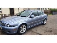 Jaguar, X-TYPE SE, Saloon, 2008, Manual, 1998 (cc), 4 doors