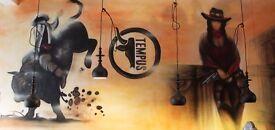 Graffiti Art , Airbrush Art and more..