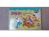 Scooby Doo thrills and spills game