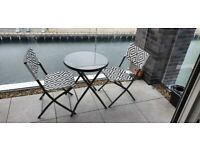 Outdoor 3 piece Garden set