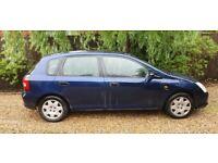 Honda, CIVIC, Hatchback, 2002, Other, 1590 (cc), 5 doors