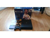 Playstation 4 PRO 1TB + NACON controller + oryginal box BRILLIANT CONDITION