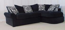 Buoyant Celine fabric Corner Sofa £699