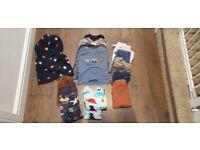 Boy's Clothes Bundle 12-18 months NEXT and M&S