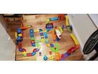 VTech Toot-Toot Drivers Super RC Raceway AND Repair Centre