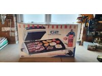 GEORGE FORMAN G2 GRILL AND GRIDDLE NEW