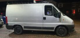 CITROEN RELAY 2.0 HDI TURBO DIESEL 2006 LOW MILES 2 KEYS DRIVES PERFECT P/X WELCOME
