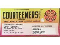 Courteeners ticket